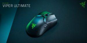 Razer Viper Ultimate, nuevo ratón wireless con fines de esport